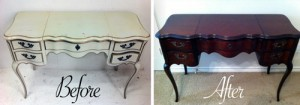 Dallas Antique Furniture: Refinishing