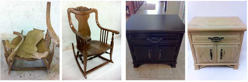 Allen furniture refinishing allen furniture repair for Affordable furniture repair