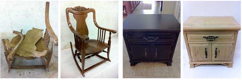 Allen Furniture Refinishing | Allen Furniture Repair