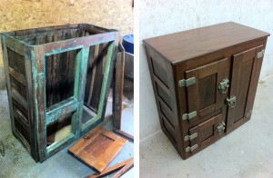 Before & After: A New Look at Antique Furniture Repair