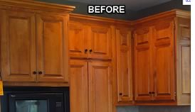 Kitchen Cabinets 9 Easy Repairs The Family Handyman Repair Kitchen