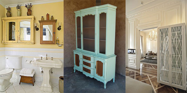 Cabinet photos to get you inspired to repair your cabinets