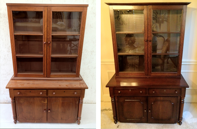 Marvelous Heath Refinishing Has The Best Experts At Antique Furniture Restoration And Dallas  Furniture Repair Located ...