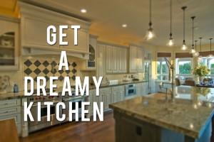 A Dreamy Kitchen From Heath Refinishing in Dallas