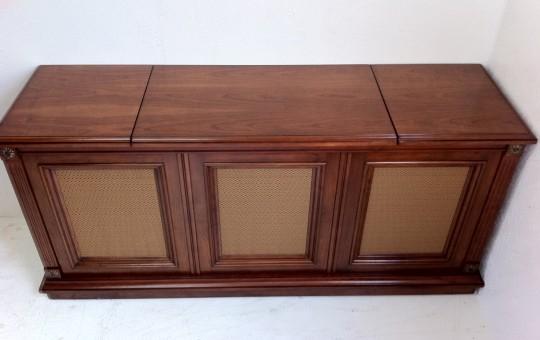 Retro Stereo Cabinet